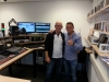 Intervieuw bij RTV Albrandswaard te Rhoon